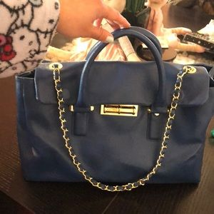 Beautiful blue bag 🎉🎉🎉